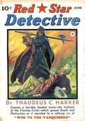 Red Star Detective (1940 Frank A. Munsey) Pulp Vol. 1 #2