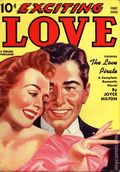 Exciting Love (1941-1958 Better Publications) Pulp Vol. 1 #1