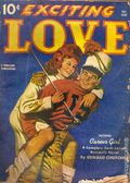 Exciting Love (1941-1958 Better Publications) Pulp Vol. 2 #1