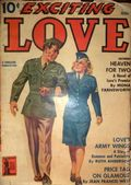 Exciting Love (1941-1958 Better Publications) Pulp Vol. 2 #4
