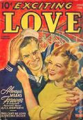 Exciting Love (1941-1958 Better Publications) Pulp Vol. 5 #1