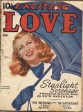 Exciting Love (1941-1958 Better Publications) Pulp Vol. 8 #1