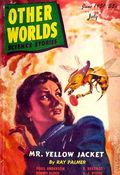 Other Worlds (1949-1953 Clark Publishing) Pulp 1st Series 12