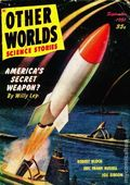 Other Worlds (1949-1953 Clark Publishing) Pulp 1st Series 13