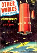 Other Worlds (1949-1953 Clark Publishing) Pulp 1st Series 17