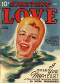 Exciting Love (1941-1958 Better Publications) Pulp Vol. 8 #3