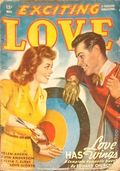 Exciting Love (1941-1958 Better Publications) Pulp Vol. 11 #1