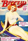 Breezy Stories and Young's Magazine (1915-1949 C.H. Young) Pulp Vol. 52 #1