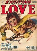 Exciting Love (1941-1958 Better Publications) Pulp Vol. 11 #2