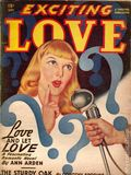 Exciting Love (1941-1958 Better Publications) Pulp Vol. 12 #3