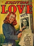 Exciting Love (1941-1958 Better Publications) Pulp Vol. 13 #2