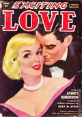 Exciting Love (1941-1958 Better Publications) Pulp Vol. 17 #1