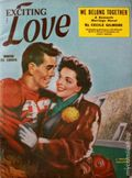 Exciting Love (1941-1958 Better Publications) Pulp Vol. 18 #1