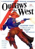 Outlaws of the West (1930-1932 Good Story/ Blue Band) Pulp Vol. 2 #4