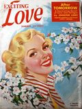 Exciting Love (1941-1958 Better Publications) Pulp Vol. 18 #3