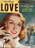 Exciting Love (1941-1958 Better Publications) Pulp Vol. 19 #1