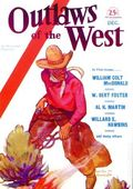 Outlaws of the West (1930-1932 Good Story/ Blue Band) Pulp Vol. 3 #4