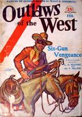 Outlaws of the West (1930-1932 Good Story/ Blue Band) Pulp Vol. 4 #2