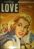 Exciting Love (1941-1958 Better Publications) Pulp Vol. 21 #3