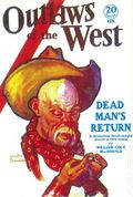Outlaws of the West (1930-1932 Good Story/ Blue Band) Pulp Vol. 5 #4