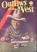 Outlaws of the West (1930-1932 Good Story/ Blue Band) Pulp Vol. 6 #1