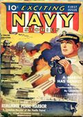 Exciting Navy Stories (1942-1943 Standard Magazines) Pulp Vol. 1 #1
