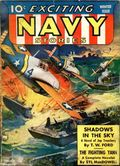 Exciting Navy Stories (1942-1943 Standard Magazines) Pulp Vol. 1 #2