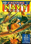 Exciting Navy Stories (1942-1943 Standard Magazines) Pulp Vol. 1 #3