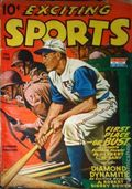 Exciting Sports (1941-1950 Better Publications) Pulp Vol. 5 #3