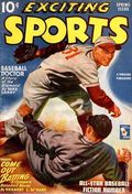 Exciting Sports (1941-1950 Better Publications) Pulp Vol. 6 #2