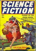 Science Fiction (1939-1941 Blue Ribbon/Columbia) Pulp Vol. 1 #5