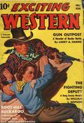 Exciting Western (1940-1953 Better Publications) Pulp Vol. 1 #1