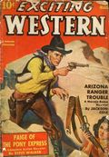 Exciting Western (1940-1953 Better Publications) Pulp Vol. 1 #3