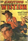 Exciting Western (1940-1953 Better Publications) Pulp Vol. 3 #3