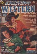 Exciting Western (1940-1953 Better Publications) Pulp Vol. 4 #2