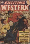Exciting Western (1940-1953 Better Publications) Pulp Vol. 5 #3