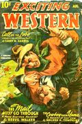 Exciting Western (1940-1953 Better Publications) Pulp Vol. 6 #1