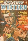 Exciting Western (1940-1953 Better Publications) Vol. 7 #1