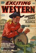 Exciting Western (1940-1953 Better Publications) Pulp Vol. 8 #1