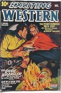 Exciting Western (1940-1953 Better Publications) Pulp Vol. 8 #3