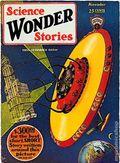 Science Wonder Stories (1929-1930 Stellar) Pulp Vol. 1 #6