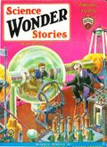 Science Wonder Stories (1929-1930 Stellar) Pulp Vol. 1 #9