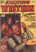 Exciting Western (1940-1953 Better Publications) Pulp Vol. 9 #3