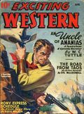 Exciting Western (1940-1953 Better Publications) Pulp Vol. 11 #2