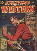 Exciting Western (1940-1953 Better Publications) Pulp Vol. 11 #3
