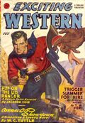 Exciting Western (1940-1953 Better Publications) Pulp Vol. 13 #3