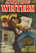 Exciting Western (1940-1953 Better Publications) Pulp Vol. 14 #1