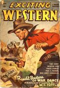 Exciting Western (1940-1953 Better Publications) Pulp Vol. 14 #2