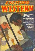 Exciting Western (1940-1953 Better Publications) Pulp Vol. 14 #3