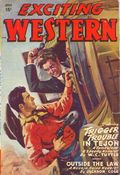 Exciting Western (1940-1953 Better Publications) Pulp Vol. 15 #3